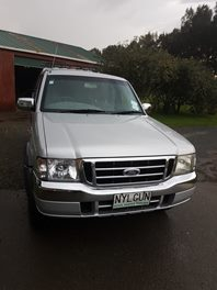 Ford Courier Xlt Td W/S 2004